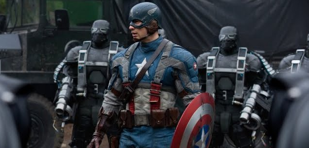 Captain America_First Avenger