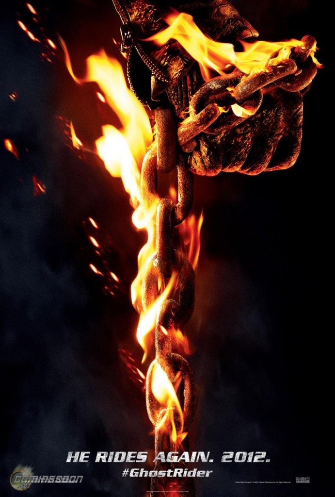 Ghost Rider Spirit of Vengeance_poster