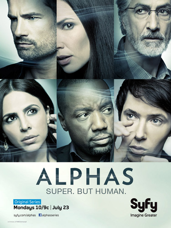 alphas key art