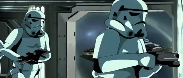 star wars anime short 4