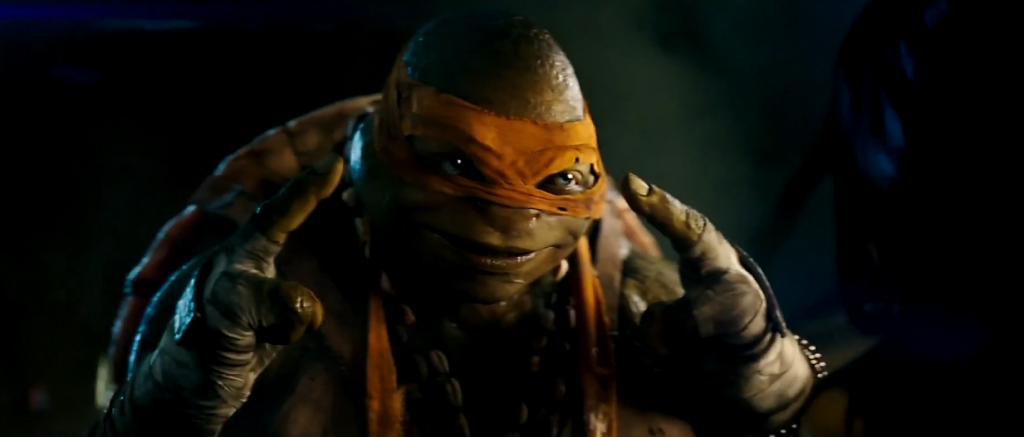 Ninja Turtles Teaser