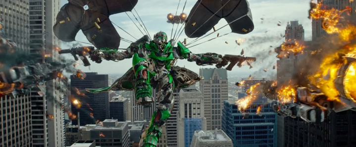 Transformers_Age of Extinction