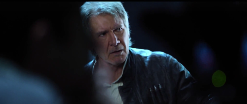 Star Wars The Force Awakens Comic-Con Reel