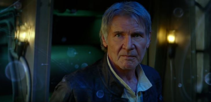 Force Awakens_Han Solo
