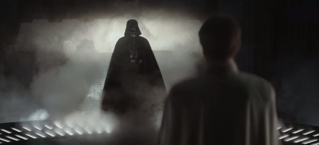 Rogue One Darth Vader